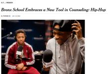 Hip-Hop Therapy, Hip-Hop Education