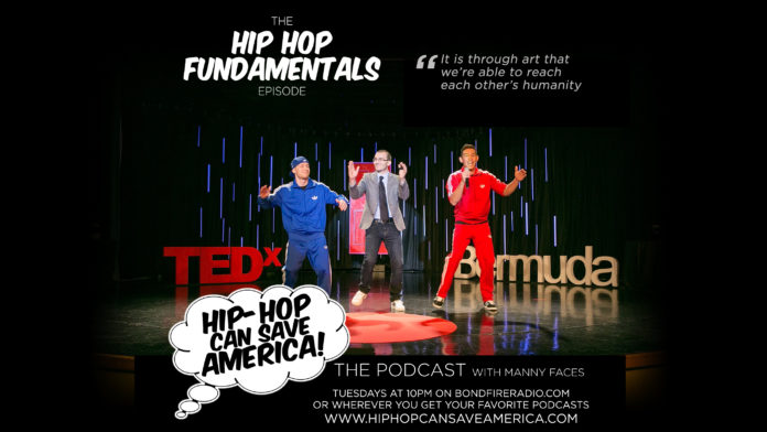 Hip Hop Fundamentals - Interview - Hip-Hop Can Save America podcast