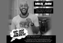 Mikal Amin Interview