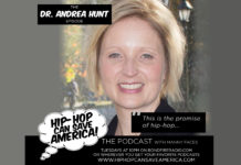 Dr. Andrea Hunt, hip-hop education, hip-hop community
