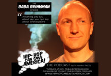 Baba Brinkman Interview [Hip-Hop theater, science]