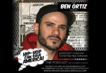 Ben Ortiz - Cornell Hip Hop Collection - Interview
