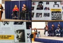 Hip-hop at libraries, museums, universities