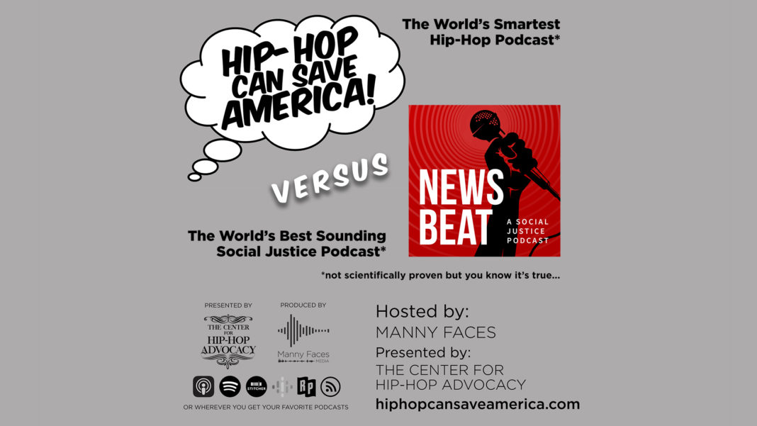 Social Justice Hip-Hop News Beat Podcast