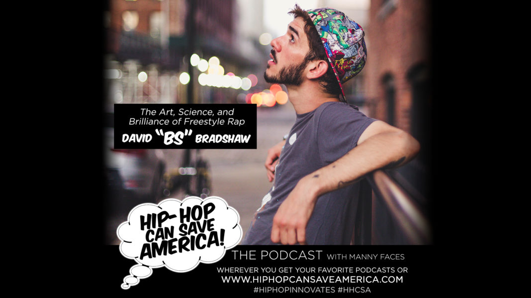 The art, science and universal applications of Freestyle Rap with David