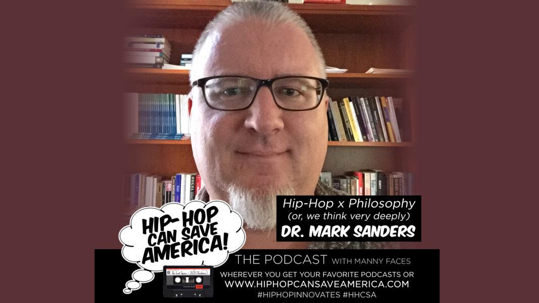 Hip-Hop x Philosophy with Dr. Mark Sanders